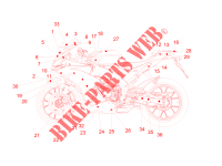 Decal Body 125 aprilia-motociclos RS4 2016 11